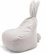 liyongdong Hasen-Sofa, Sitzsack, verschönern Sie Ihre roomcute Kaninchen Sofa, Sitzsack, Dekorieren Ihr Zimmer C