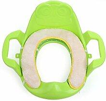 LiyuAI Baby Toilette Toilettentrainer WC -