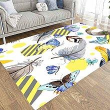 Liz Carter 36X24in Teppich Absorbiert