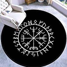 Liz Carter 60CM Runder Teppich Teppich Spielmatte