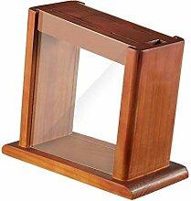 LIZANAN Mikrowelle Küchenregal lixin Holz Besteck