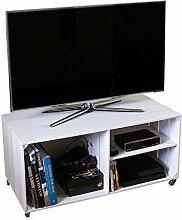 Lize Line® TV-Tisch Fernsehtisch Fernsehschrank