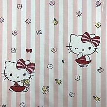 Lizenzprodukt Hello Kitty KITTA Streifen pink