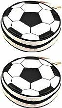 Lizes Nützliches 2 Stück CD/DVD Fußball