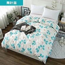 LJ-BT Allergiker-geeignet Bettbezug, Thicking