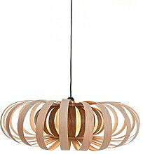 LJ Lamps phi – Pendelleuchte aus Holz