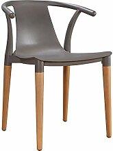 LJFYXZ Esszimmer Stuhl Küchenstuhl Moderne