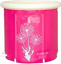 LJHA sangnaxiang Haushalt Dampfsauna Box, Tragbare