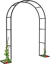 LJHSS Rosenbogen aus Metall,Gartenbogen