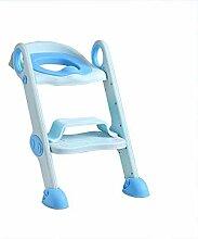 LJQ Große Baby-Kind-Toilette, Übungsbaby, in