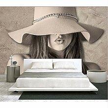 Ljtao Mädchenzimmer Fototapete Wandhauptdekor