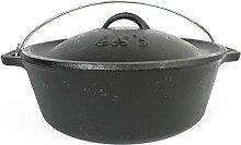 LK´s Dutch Oven Bake Pot Größe #14 9,5 Liter