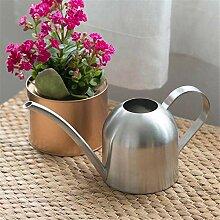 LKU Die neueste Wasserflasche Edelstahl Blumentopf