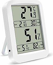 LKWXRX Thermometer-Feuchtigkeitsmesser