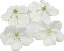 LKXHarleya 200 Teile/los Seide Orchidee