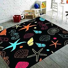 llc Teppich Küche rutschfeste Matten Wohnzimmer