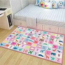 llc Teppich Kurze Samt Kinderzimmer Dekoration