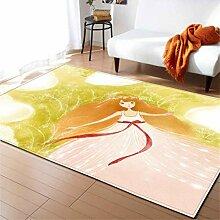 llc Teppich Wohnzimmer Teppich Mädchen Zimmer