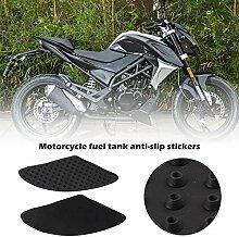 LLDHWX Motorrad Anti Slip Pad Klebeseitenaufkleber