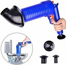 LLFS WC Plunger, Air Drain Blaster, Druck Pumpe