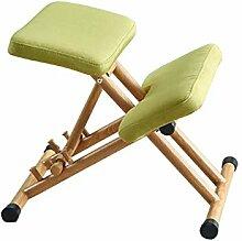LLHJD Ergonomischer Stuhl mit verstellbarem