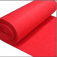 LLHY DITAN Teppich-Läufer-chinesischer roter