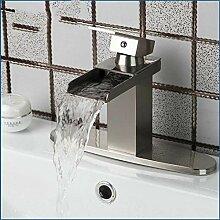 LLLYZZ Gute Qualität Bad Wasserhahn Messing