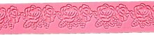 lllzz Rose Blume Spitze Form Kuchenform Silikon