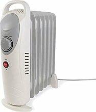 Lloytron Frost Watch Mini Oil Radiator, 700 Watt, grau