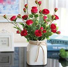 LLPXCC künstliche Blume Kreativ Home Blumen-