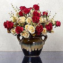 LLPXCC künstliche Blume Kreativ Home floral