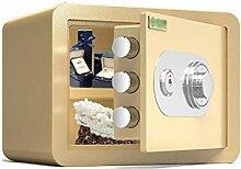 LLRYN Safe Geldschrank Safes 30cm Mechanische