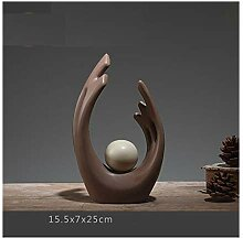 Llsdls Büro Kunst Keramik Dekoration Handwerk