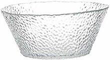 LLT Durable Nordic Glas Salatschüssel Obstschale