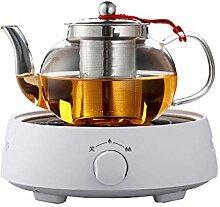 LLT Sicher Und Durable Kettle Kettle Glas Teekanne