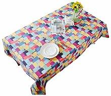 LLU Tischdecke, hochwertig, rechteckig, für