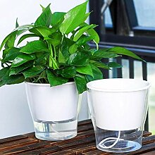 LLWON Automatische Bewässerung Blumentopf Vase