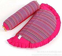 LLWX Cervical Pillow Rough Cloth