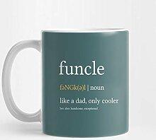Llynice Funkel 324 ml Kaffee-Haferl