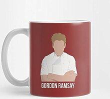 Llynice Gordon Ramsay 324 ml Kaffee-Haferl
