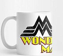 Llynice Wonderman 324 ML Kaffeebecher