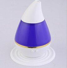 LLZJSQ Aromatherapie/Luftbefeuchter/Schlafzimmer/Ultraschall/Luftbefeuchter/Custom Logo, D