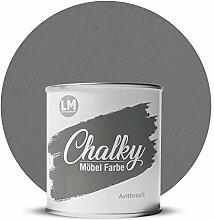 LM-Kreativ Chalky Möbelfarbe deckend 1 Liter /
