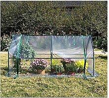 LMDE Mini Garten Gewächshaus Outdoor Tragbare
