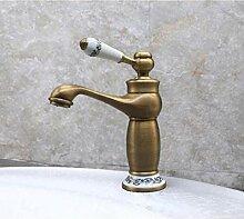 LMK Wasserhahn Badezimmer Wasserhahn Messing