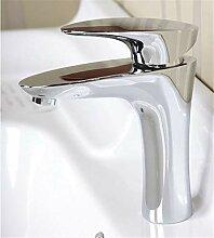 LMK Wasserhahn, kupfer galvanisierter Silberhahn