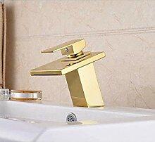 LMK Wasserhahn Messing Waschbecken heißes und