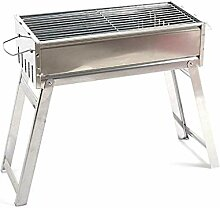 LMM Barbecue Heim Barbecue Holzkohle-Grill Regal