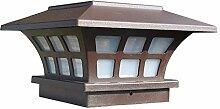 LMYMX Aussenleuchte Solar, 6000K Vintage
