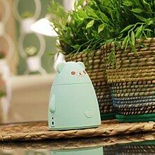 LN Auto Luftbefeuchter Mini Clean Air Desktop Luftbefeuchter,Blau